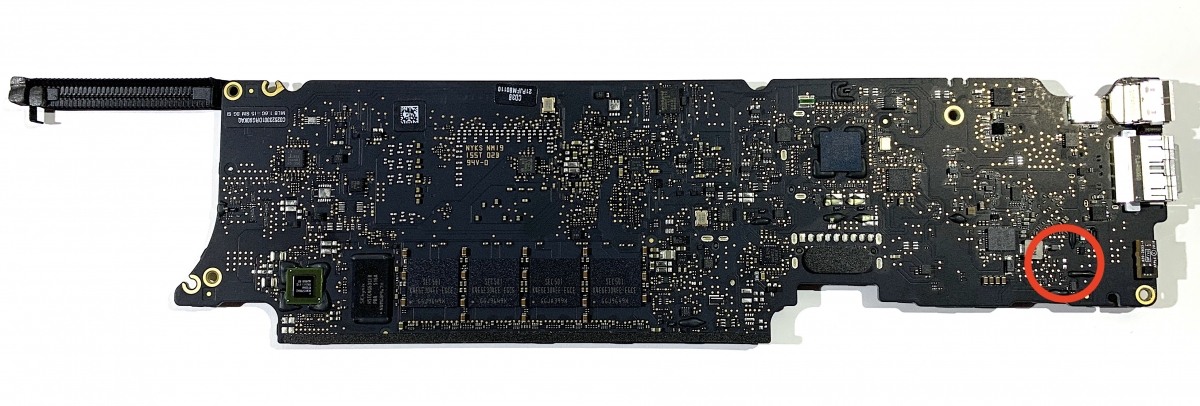 "MacBook Air 11"", A1465, Early 2015, MJVM2LL/A, Board#820-00164-A image #3"