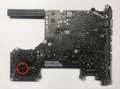 "MacBook Pro 13"", A1278, Mid 2012, MD101LL/A, MD102/LL/A, Board#820-3115-A, 820-3115-B"