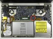 "MacBook Pro 17"", A1229, Mid/Late 2007, MA897LL/A, Board#820-2132-A"