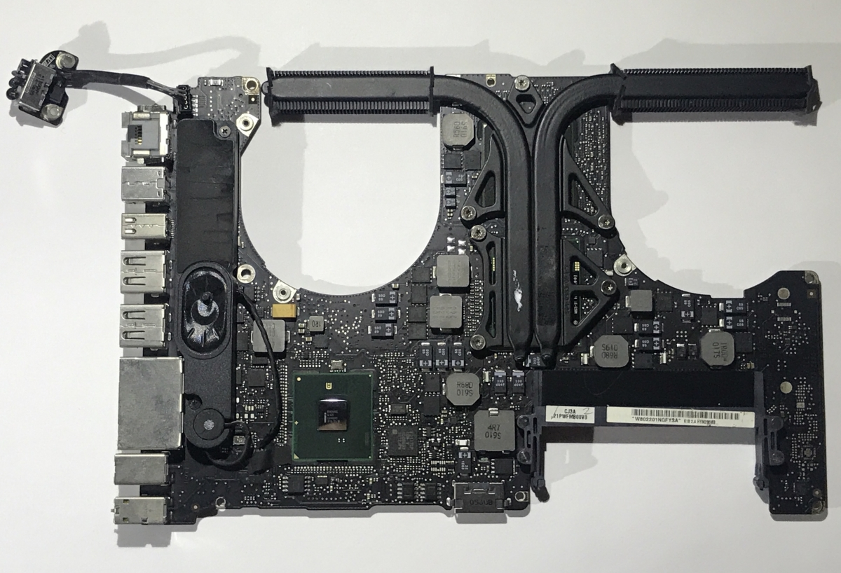 "MacBook Pro 15"", A1286, Mid 2010, MC371-373LL/A, Board#820-2850-A image #3"