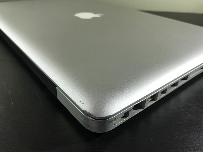 "Apple MacBook Pro 15"" 2.2GHZ i7 QUAD NO HD OR RAM SSD MD318LL/A image #8"