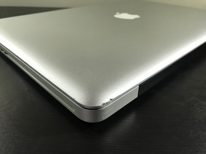 "Apple MacBook Pro 15"" 2.2GHZ i7 QUAD NO HD OR RAM SSD MD318LL/A image #5"